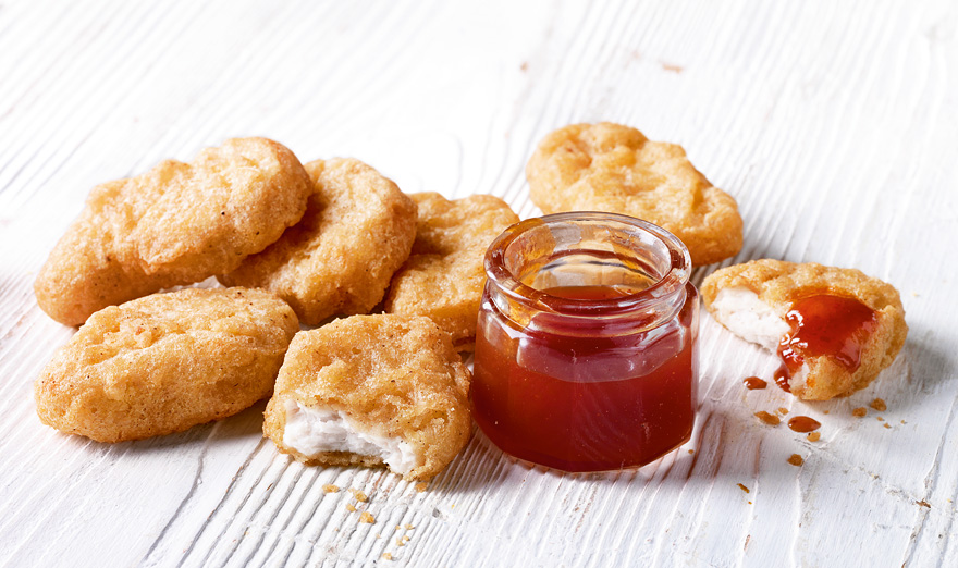 Chicken Nuggetts Food - Diana Miller