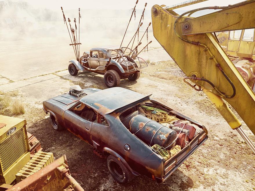 New Mad Max Car
