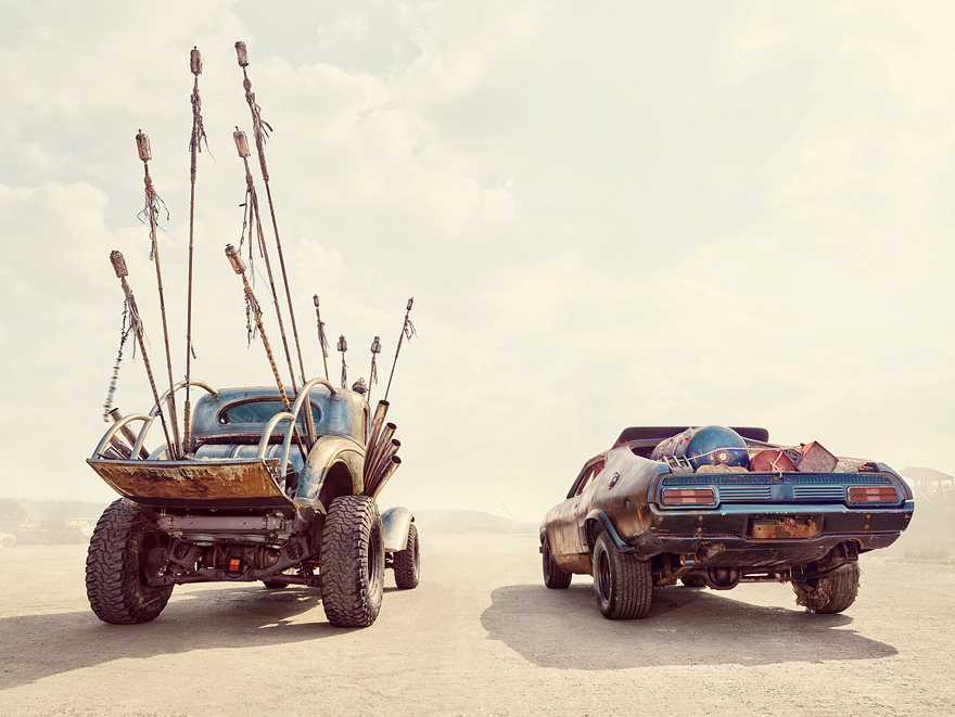 Horton Stephens The Cars Of Mad Max Fury Road Shot By